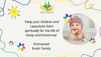 Spiritism for Babies - Parents and Bubs Group (0-3yo) tickets