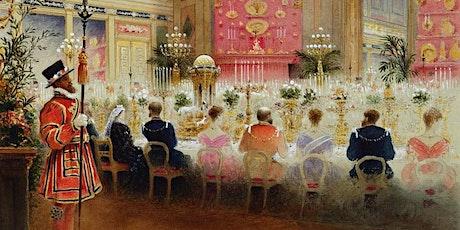 A History of Royal Dining (free webinar) tickets
