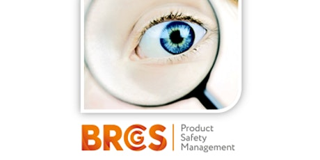 BRCGS Internal Auditor tickets