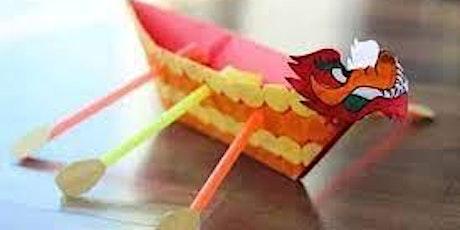 2021 Dragon Boat Festival-  Origamis (14:30-15:15 Saturday Hampstead) tickets