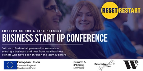 Business Start Up Conference tickets