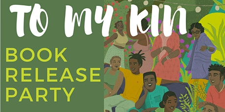 """The BlackJoy Project Book Release Party """"To My Kin"""" tickets"""