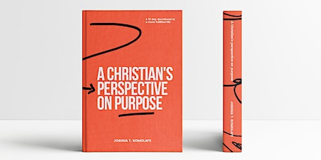 Virtual Book Launch: A Christian's Perspective on Purpose tickets