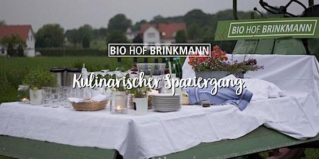 Kulinarischer Feldspaziergang. | Klimawandel & Landwirtschaft. Tickets
