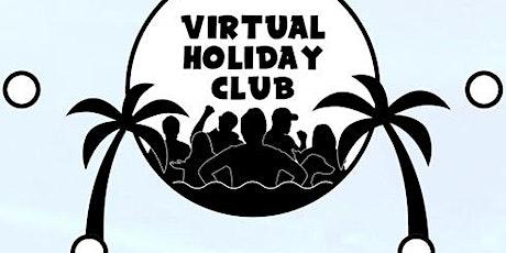 """Virtual Holiday Club"" In-Person Hub tickets"