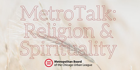 MetroTalk: Religion & Spirituality tickets