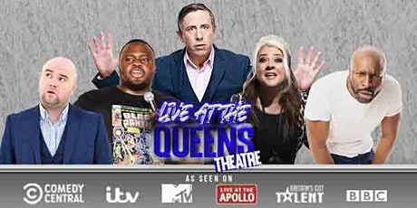 Live At The Queens Theatre Comedy Show  - Hornchurch tickets