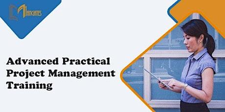 Advanced Practical Project Management Virtual Training in Puebla boletos