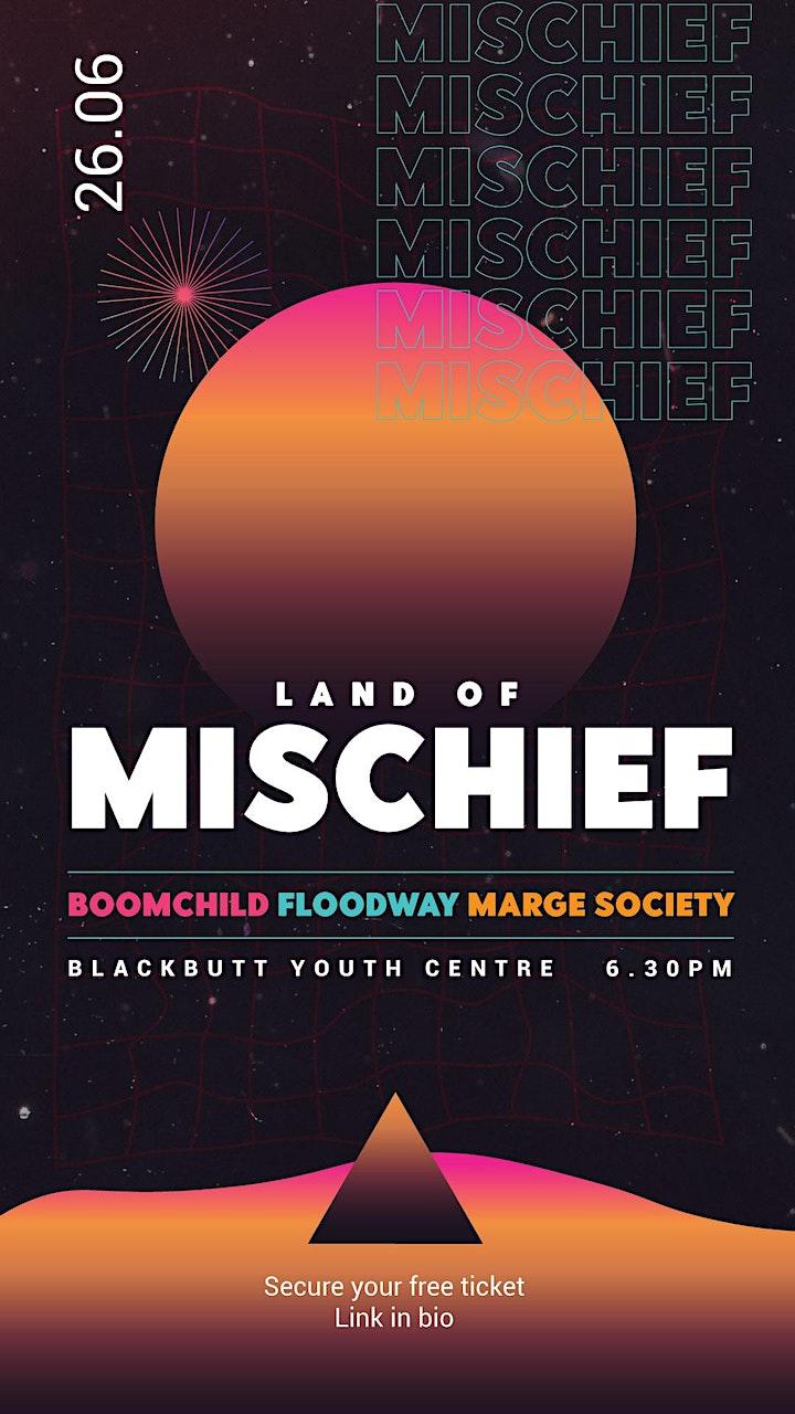 Land of Mischief image