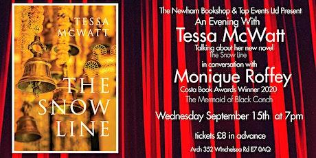 Tessa McWatt in conversation with Monique Roffey tickets