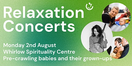 Relaxation Concerts   2nd August: Kate Griffin (banjo and vocals) tickets
