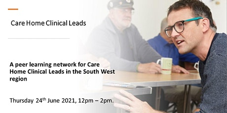 Care Home Clinical Leads Network tickets