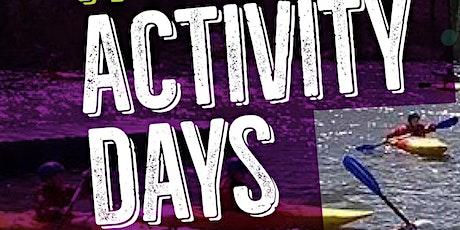 Summer Activity Days tickets