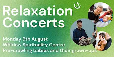 Relaxation Concerts | 9th August : John Ball (tabla and santoor) tickets