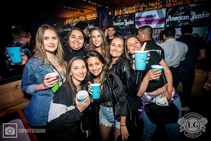 American Junkie House Party Thursdays $1 Drafts image