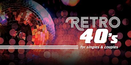 Retro 40's Dance Night - July 3rd tickets