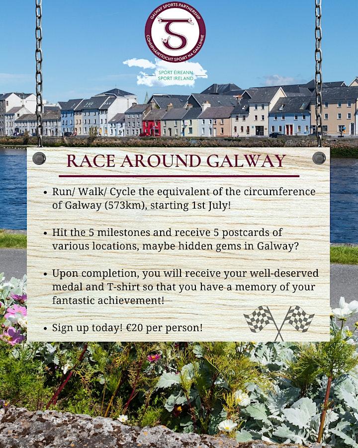 Race Around Galway image