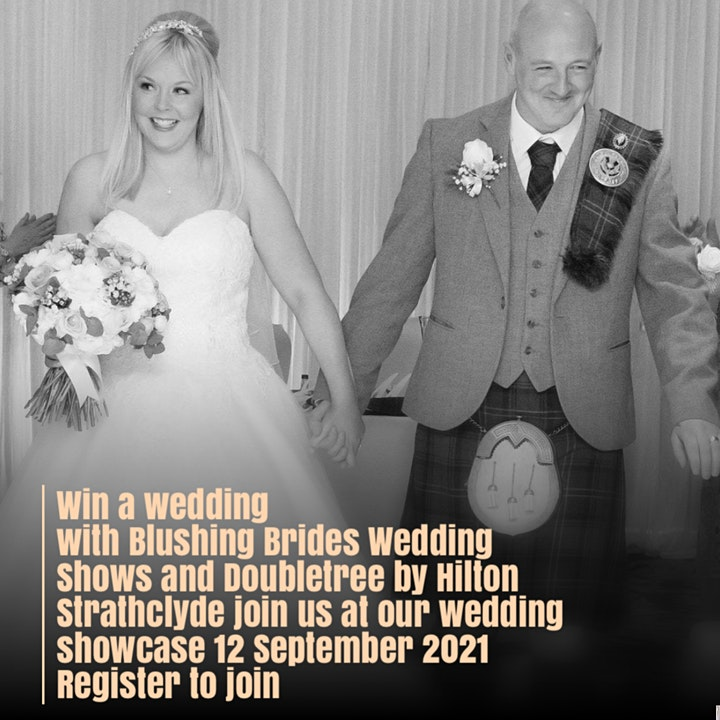 Strathclyde Hilton wedding show by Blushing Brides Exhibitions image