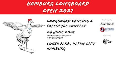 Hamburg Longboard Open 2021 Tickets