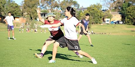 Play on Boroondara - Active Frisbee, Camberwell tickets