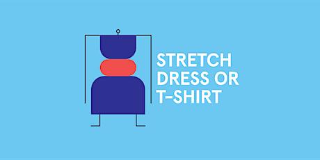 Sewing Class: Dress or T-Shirt Tickets
