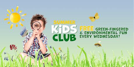 Summer Kids Club tickets