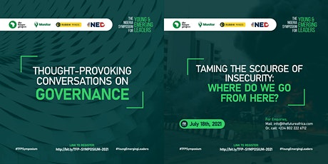 The Nigeria Symposium For Young & Emerging Leaders 2021 tickets