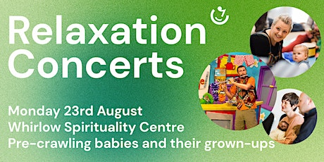 Relaxation Concerts | 23rd August: James Lyons (beatbox & flute) tickets