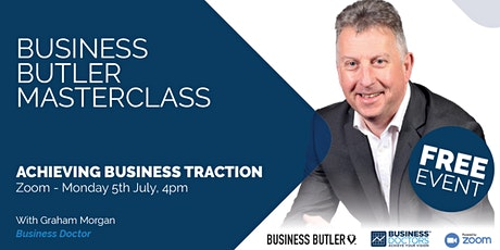 Masterclass | Building Business Traction tickets
