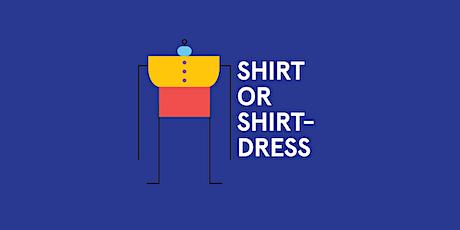 Sewing Class: Shirt or Shirt-dress Tickets