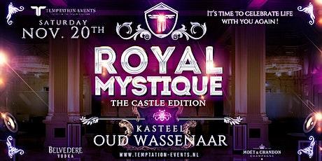 ROYAL MYSTIQUE - THE  CASTLE EDITION  20 NOVEMBER 2021 tickets