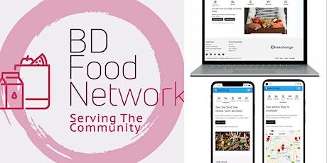 BD Food Network - Going Digital tickets