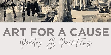 Art for a Cause - Poetry & Painting Exhibition Opening tickets