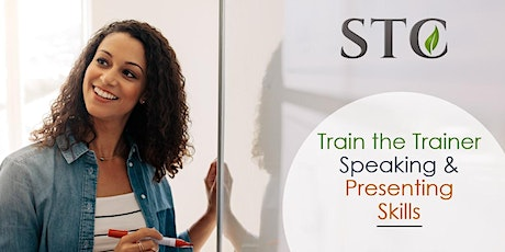 Train the Trainer, Speaking & Presenting Skills Course tickets