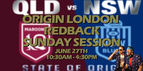 WONDERS - State of Origin Sunday Session tickets