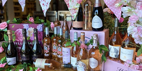 Rosé Wine Fest Summer 2021 Session One 2-4pm tickets