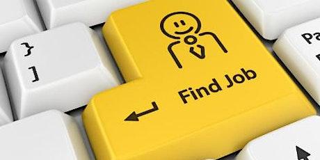 Webinar Emplea: Buscar trabajo es un trabajo I: Cómo hacerlo eficazmente boletos
