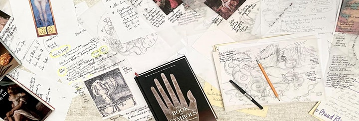 LOVE LETTERS & OLD SCARS • ART EXHIBITION • NOTTING HILL • KCAW image