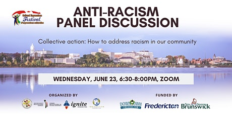 Anti-racism Panel Discussion: How to address racism in our community tickets