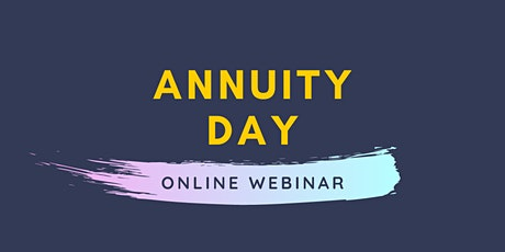 ANNUITY DAY tickets