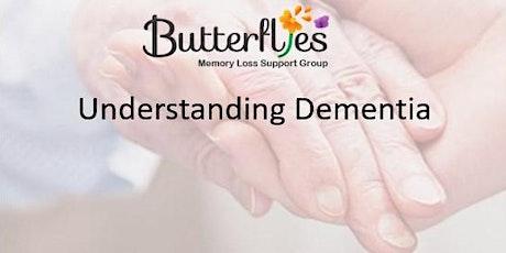 Understanding Dementia Virtual Training Session tickets