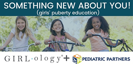 Girlology Something New About YOU with Jennifer Mellick, MD tickets