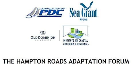 Hampton Roads Adaptation Forum - July 2021 tickets