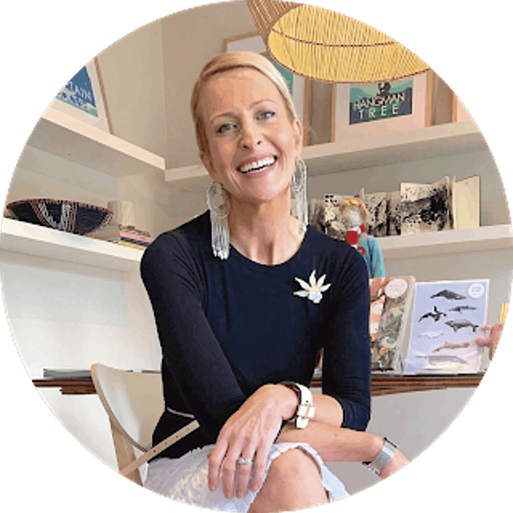 Story Time for tots with Tania McCartney at the Book Cow Bookshop image