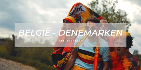 België vs Denemarken - Plage Abbaye tickets