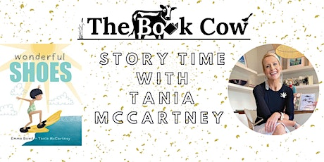 Story Time for tots with Tania McCartney at the Book Cow Bookshop tickets