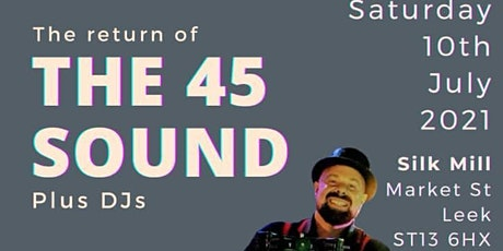 The 45 Sound, Classic and Northern Soul Band tickets