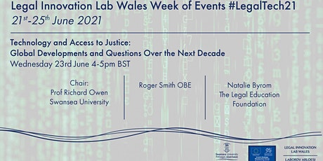 Technology and Access to Justice tickets