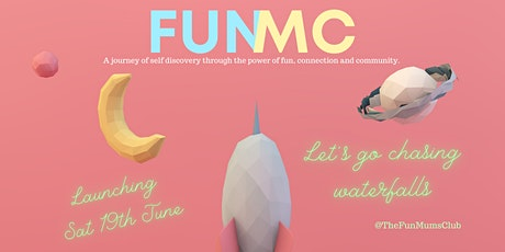 Launching FUNMC - Let's Go Chasing Waterfalls tickets