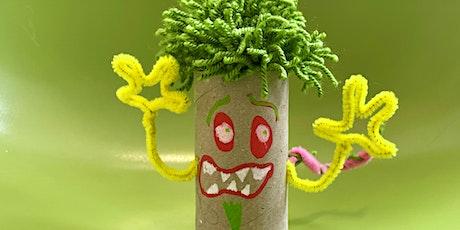 Paper Crafts Workshop for Kids tickets